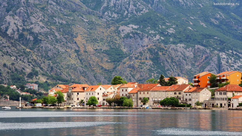 Как добраться из аэропорта Тиват до городов и курортов Черногории