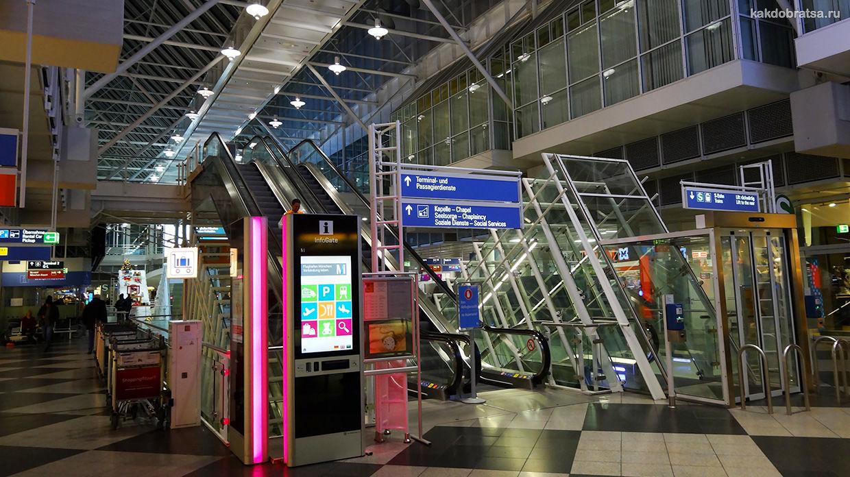 Как добраться из аэропорта Мюнхена в центр города и из Мюнхена в аэропорт