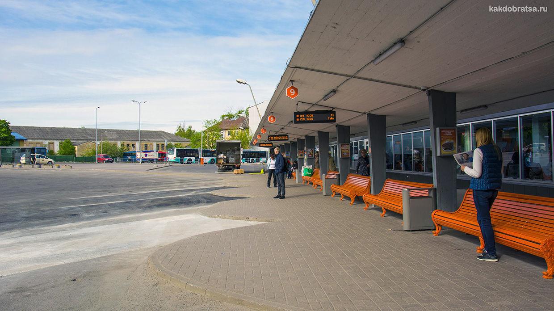 Автовокзал Таллина