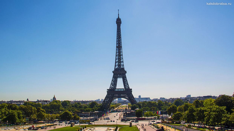 Как добраться из Праги в Париж
