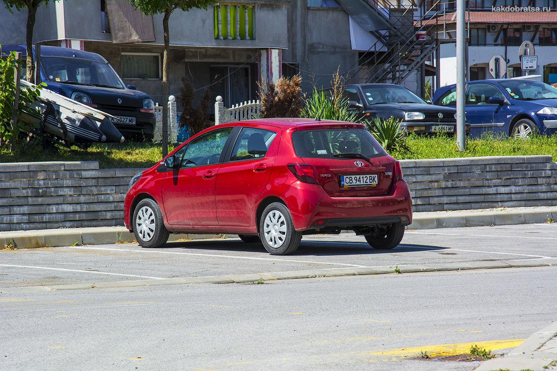 Аренда недорого авто в Болгарии без залога, условия