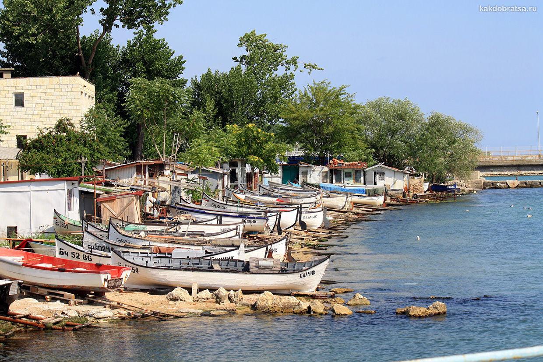 Балчик Черноморский Курорт