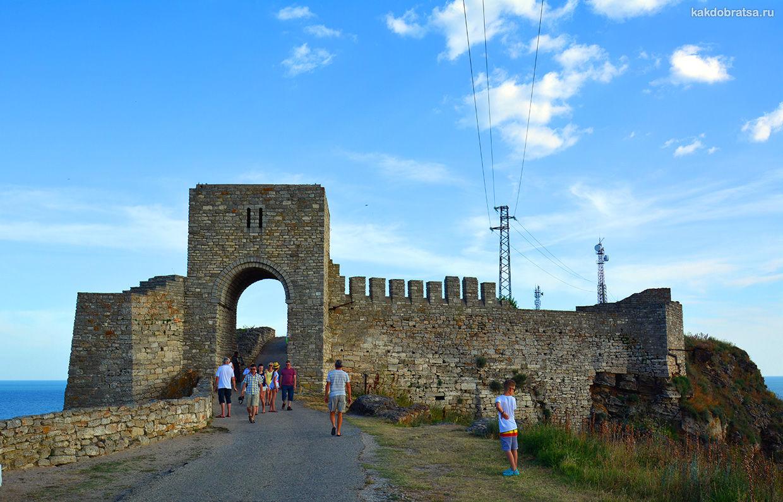 Мыс Калиакра куда поехать в Болгарии