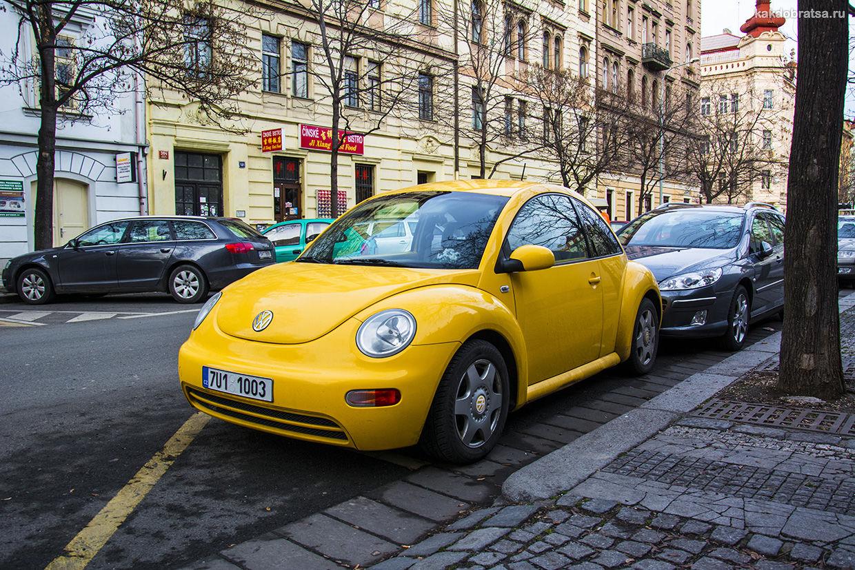 Аренда авто в Чехии