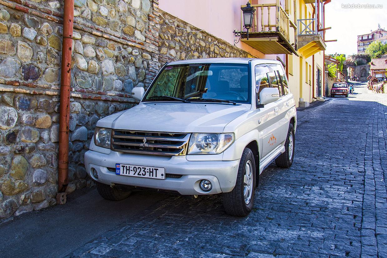 Аренда авто в Грузии недорого