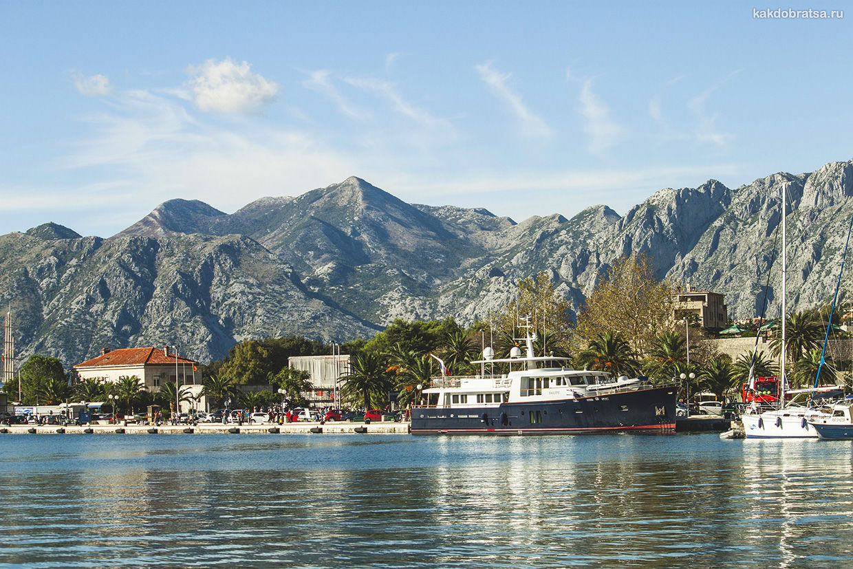 Интересные места в Черногории, достопримечательности