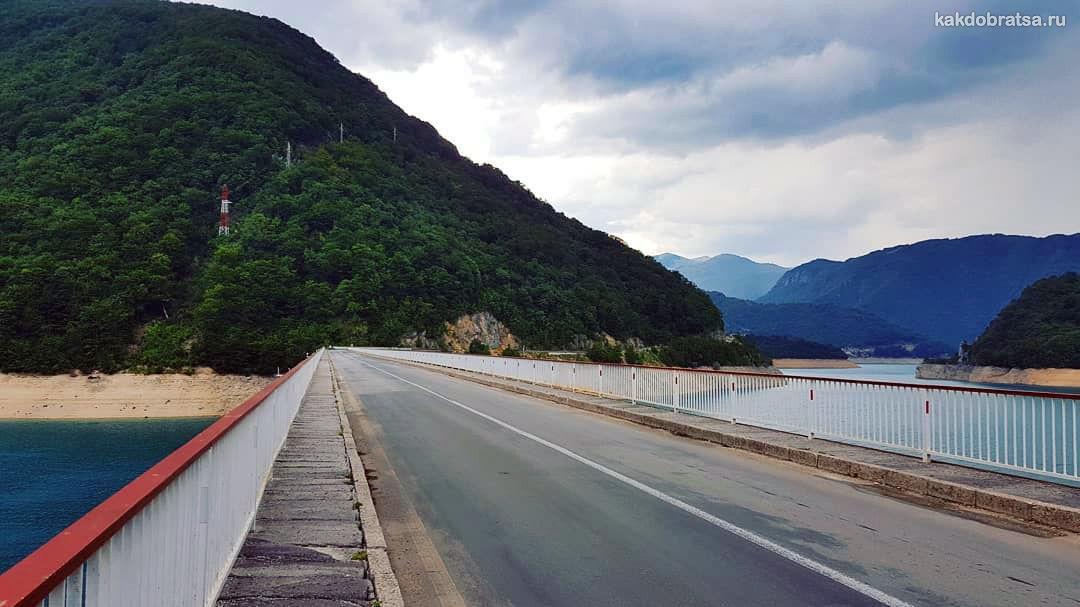 Дороги в Черногории ПДД