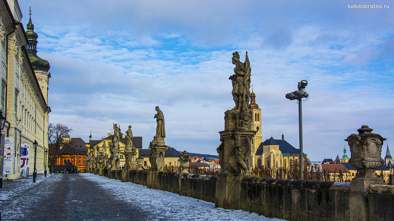 Как добраться из Праги в город Кутна Гора (Костница)