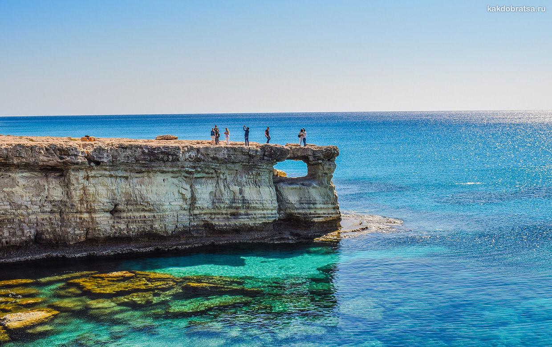 Мыс Греко место для фотосессий на Кипре