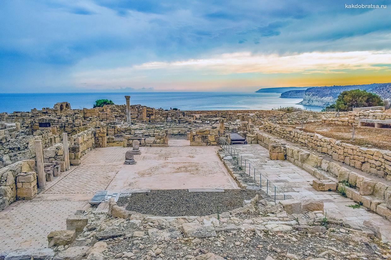 Курион интересное место на Кипре как добраться