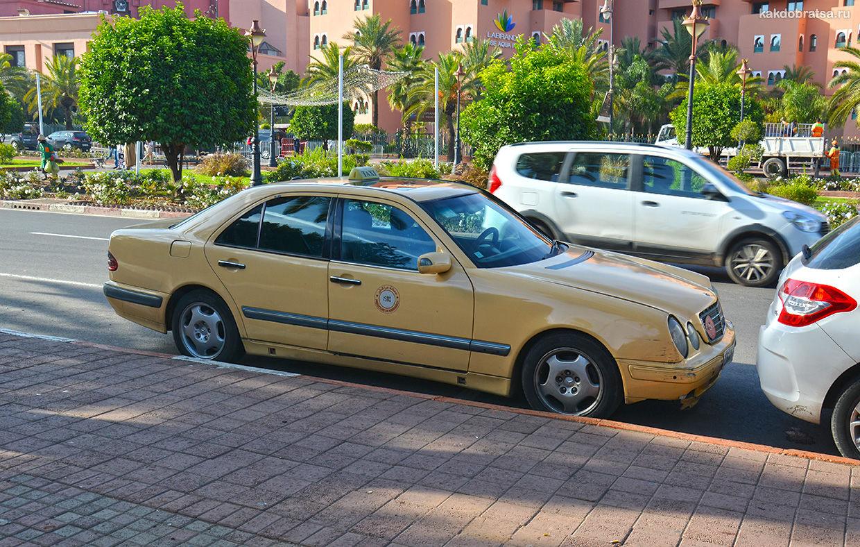 Марракеш такси из аэропорта