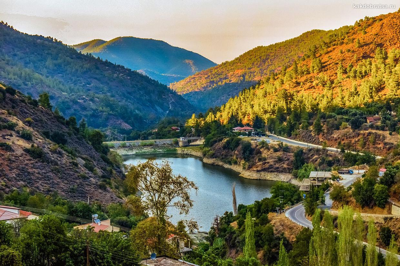 Самые красивые места Кипра