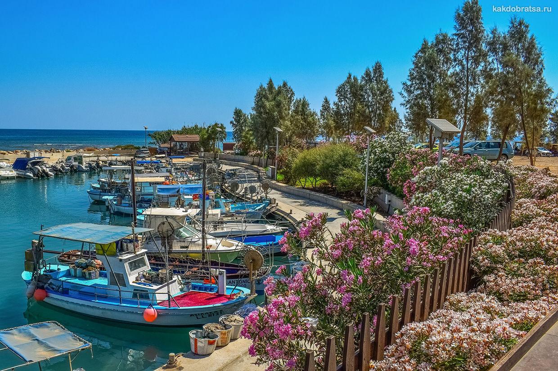 Куда поехать на Кипре достопримечательности