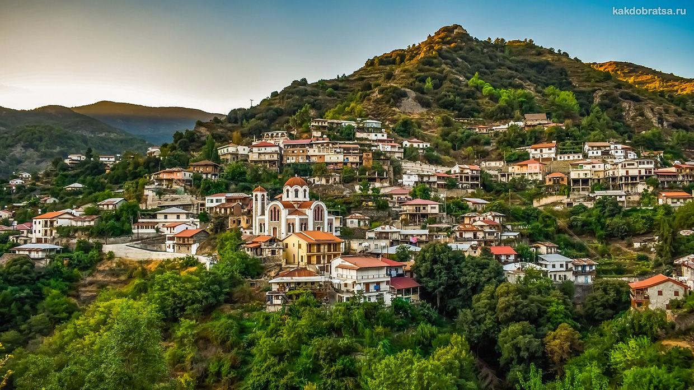 Кипр нетуристические места где стоит побывать