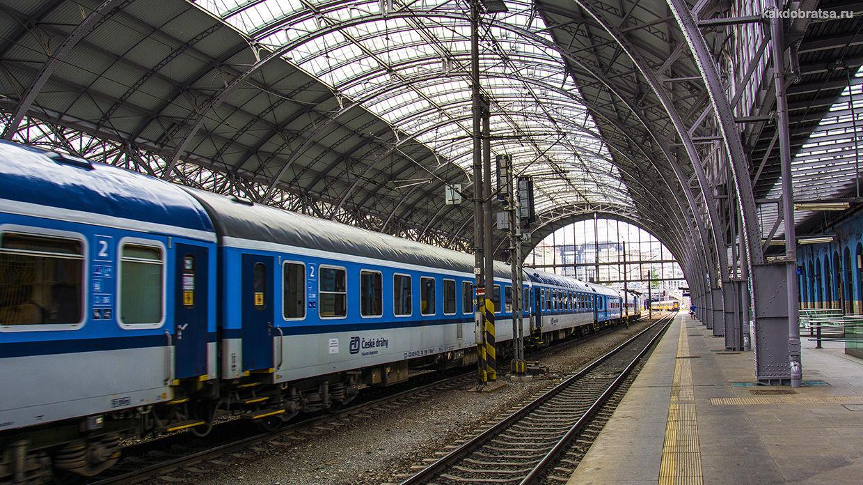 Как добраться из Праги в Марианские Лазне