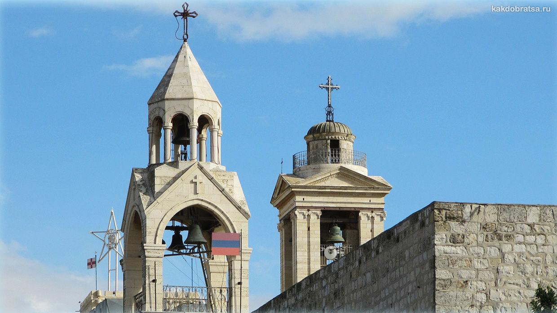 Как добраться из Иерусалима в Вифлеем