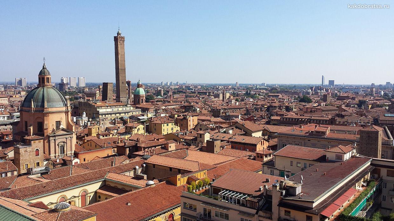 Как добраться до Болоньи