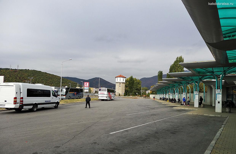 Автовокзал Стара Загора