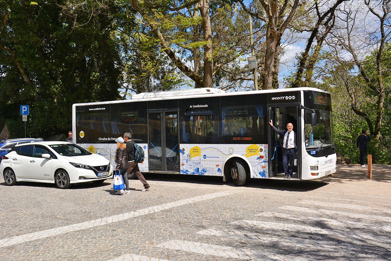 Как добраться из Лиссабона в Синтру