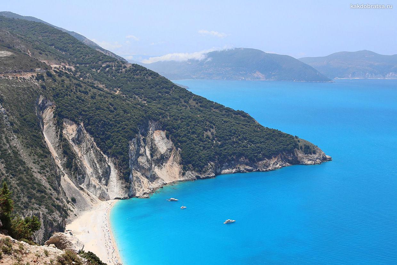 Кефалония остров в Греции