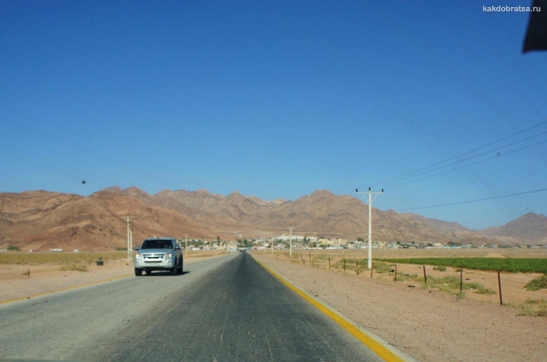 Аренда авто в Иордании
