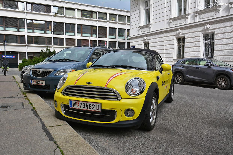 Аренда авто в Вене и Австрии