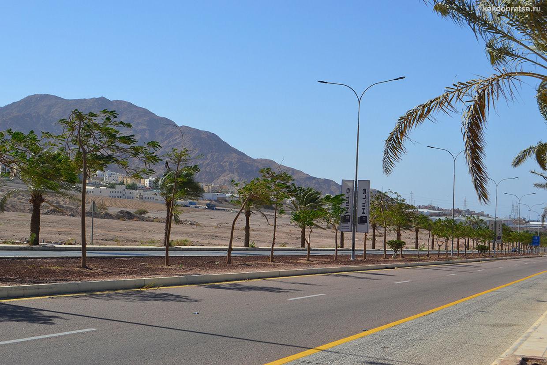 Дороги в Иордании