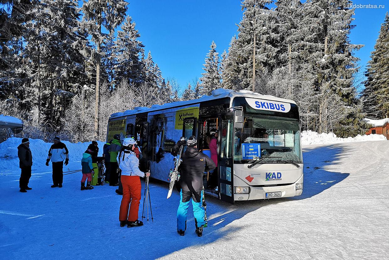 Шпиндлерув Млын автобус