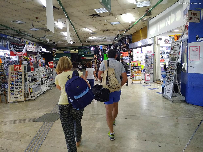 Автовокзал Тель-Авива Отзыв