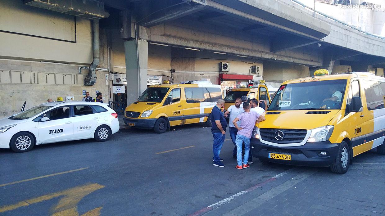 Транспорт в Тель-Авиве Израиль