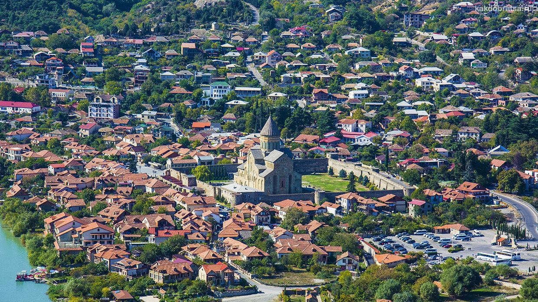 Как добраться из Тбилиси в Мцхету и Джвари
