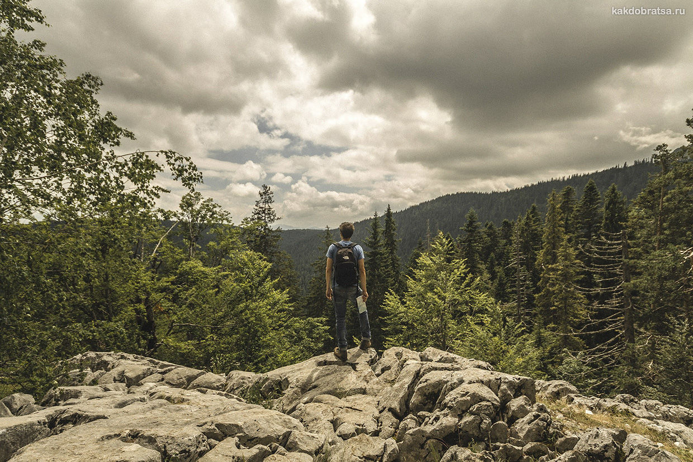 Национальный парк Сутьеска, Босния и Герцеговина и Черногория