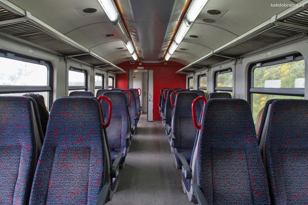 Поезд из Бара, Шушани, Сутоморе в Подгорицу