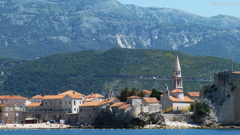 Как добраться из Москвы в Черногорию на самолете, поезде и авто