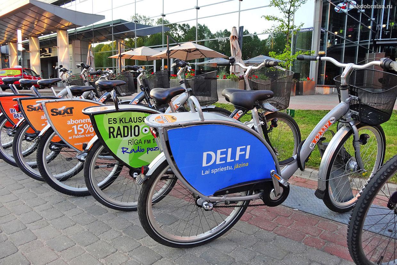 Велосипед в Риге аренда цена
