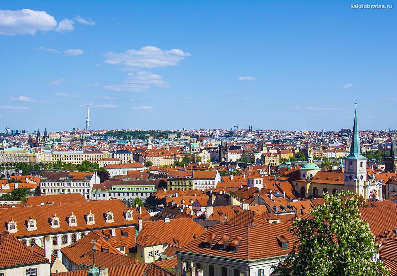 В Чехию в мае на праздники