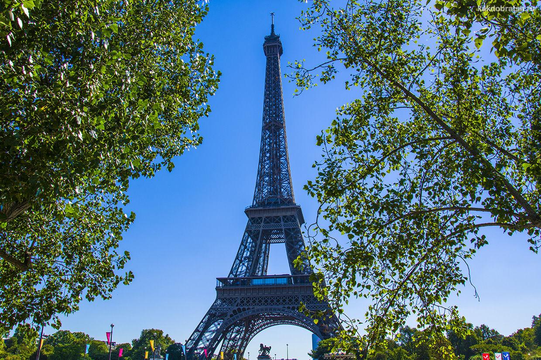 Франция на майские праздники