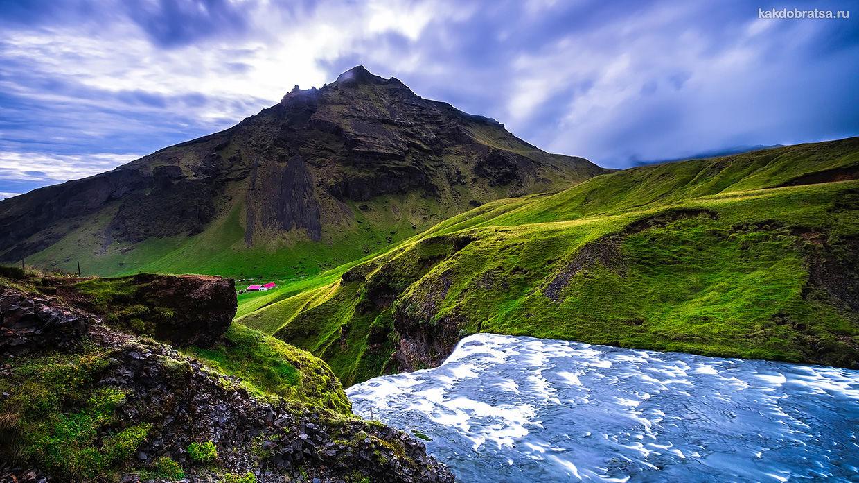 Как добраться до Исландии из России и Москвы