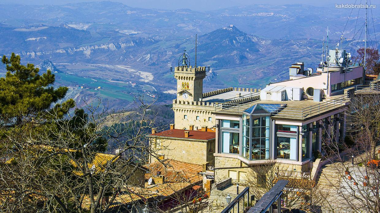 Как добраться из Римини в Сан-Марино