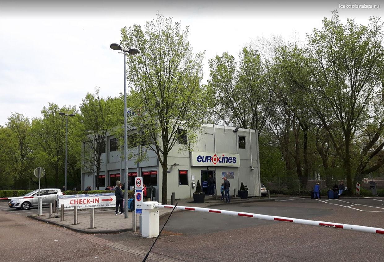Автовокзал Амстердам Дуивендречт