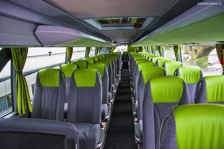 Автобус из Рима
