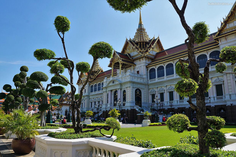 Экскурсия из Паттайи в Бангкок