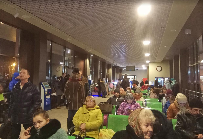 Главный Автовокзал в Иваново