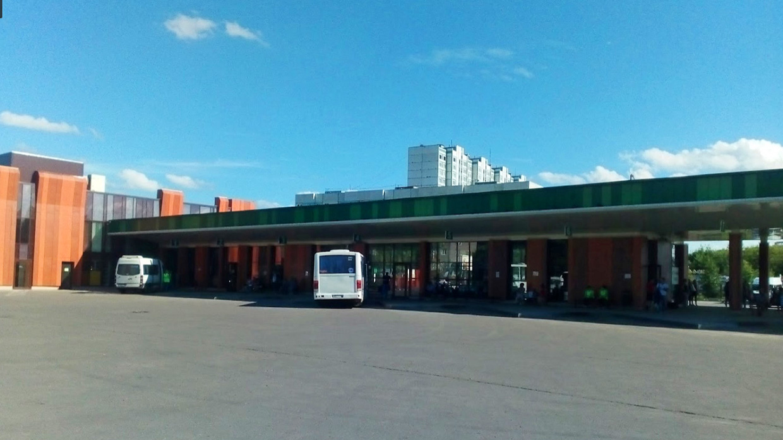 Автовокзал в Иваново