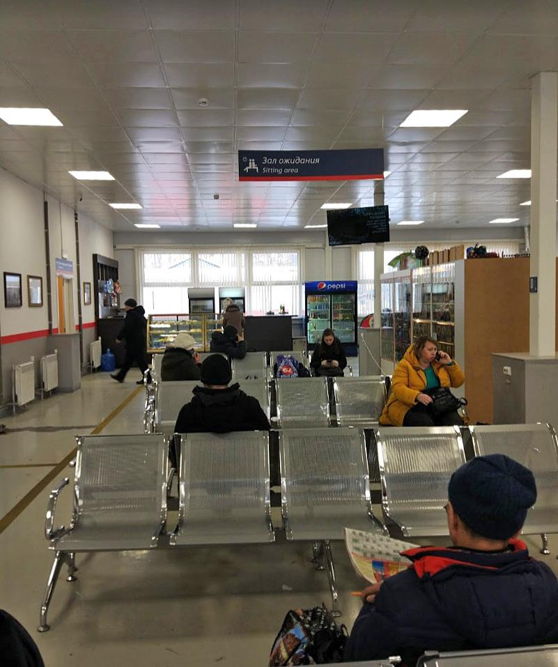 Автовокзал ТПУ Канавинский в Нижнем Новгороде