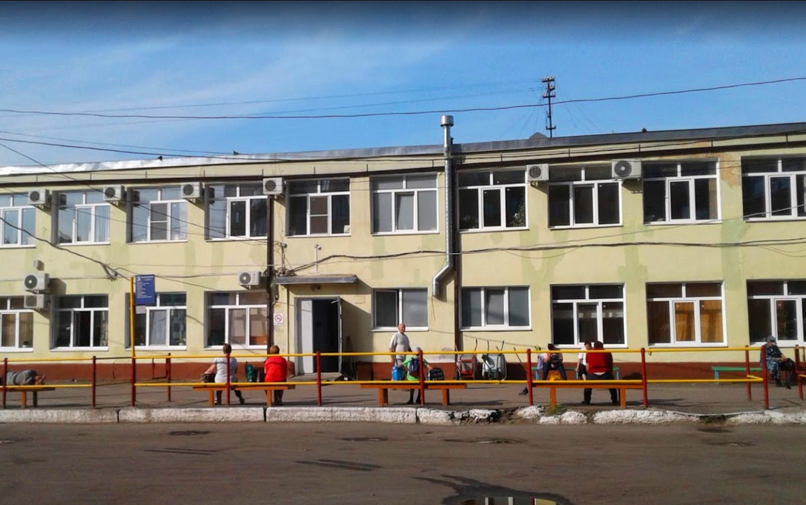 Левобережный автовокзал Воронежа