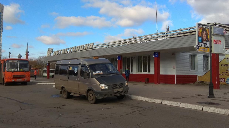 Автовокзалы в Нижнем Новгороде