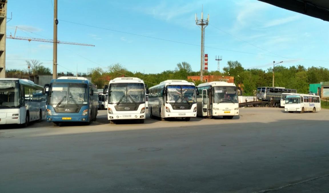 Междугородние автобусы из Самары