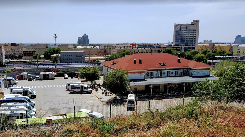 Автовокзал и автостанция Волгоград Центральный