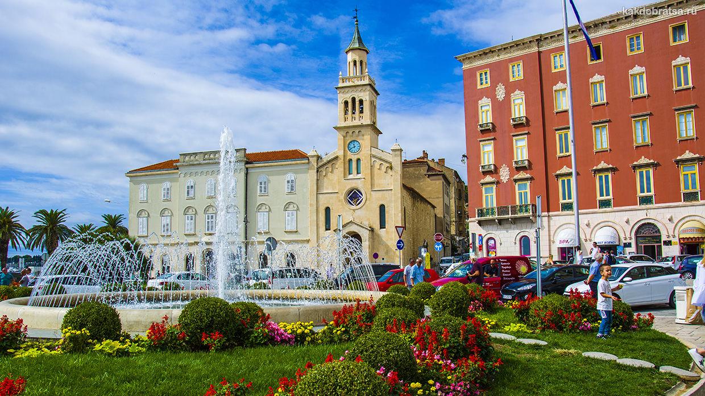 Как добраться из Загреба в Сплит